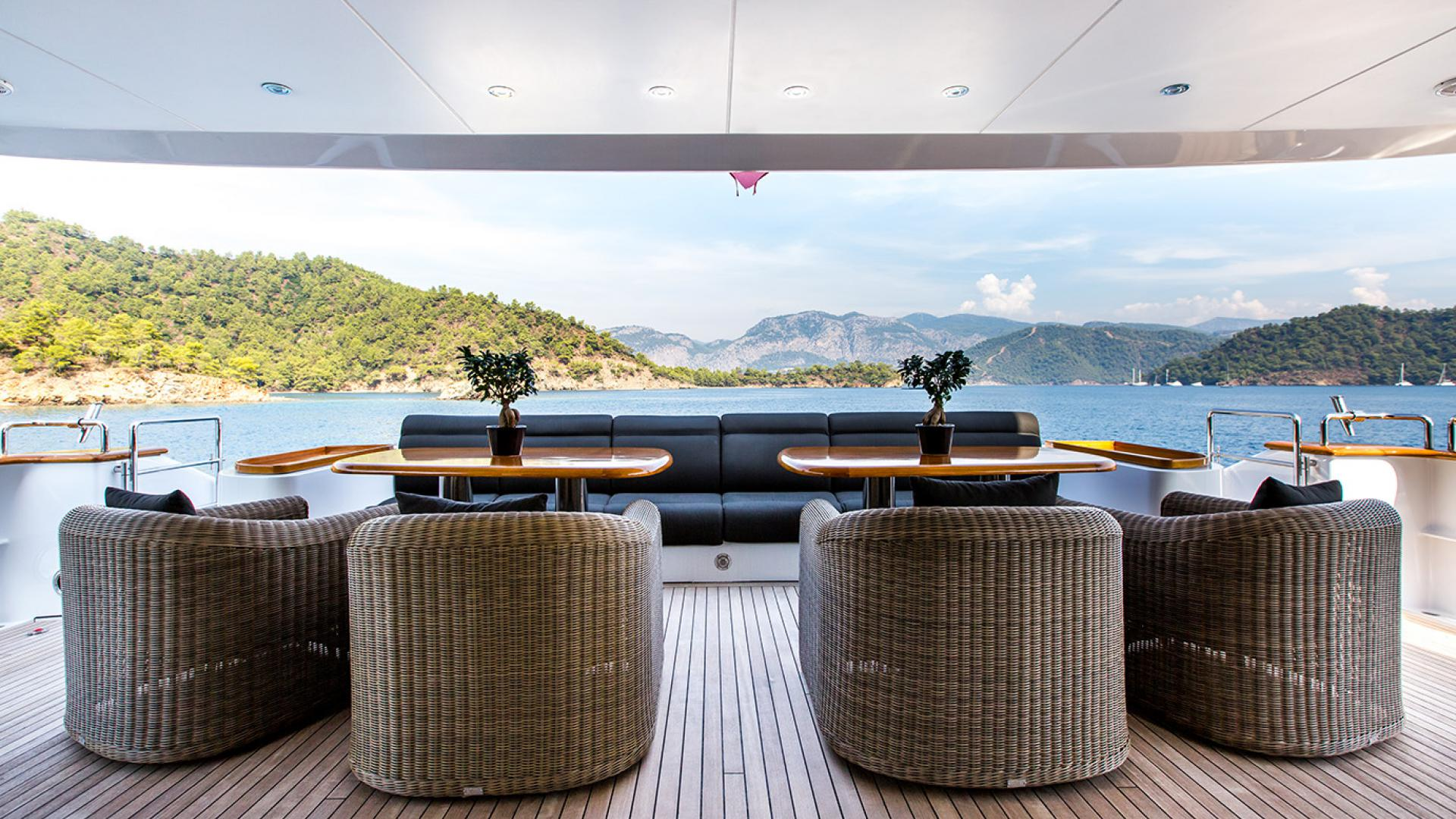 Charter your yacht